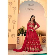 Gorgeous Embroidered Party wear Anarkalis