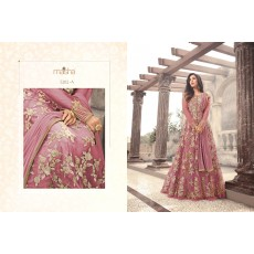 Elegant Long Flowing Maisha Anarkali Dress