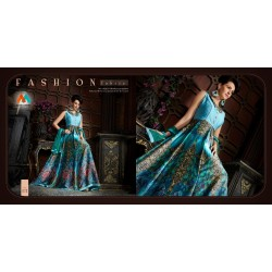 Gown-Style-Silk-Anarkali-with-Digital-Print