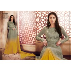 Party wear Long Anarkali Salwar Suits