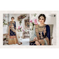 Gorgeous Party Wear Sharara Set with Heavy Embroidery
