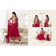 Georgette Designer Party Wear Suits